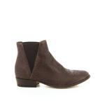 Agl damesschoenen boots goud 18242