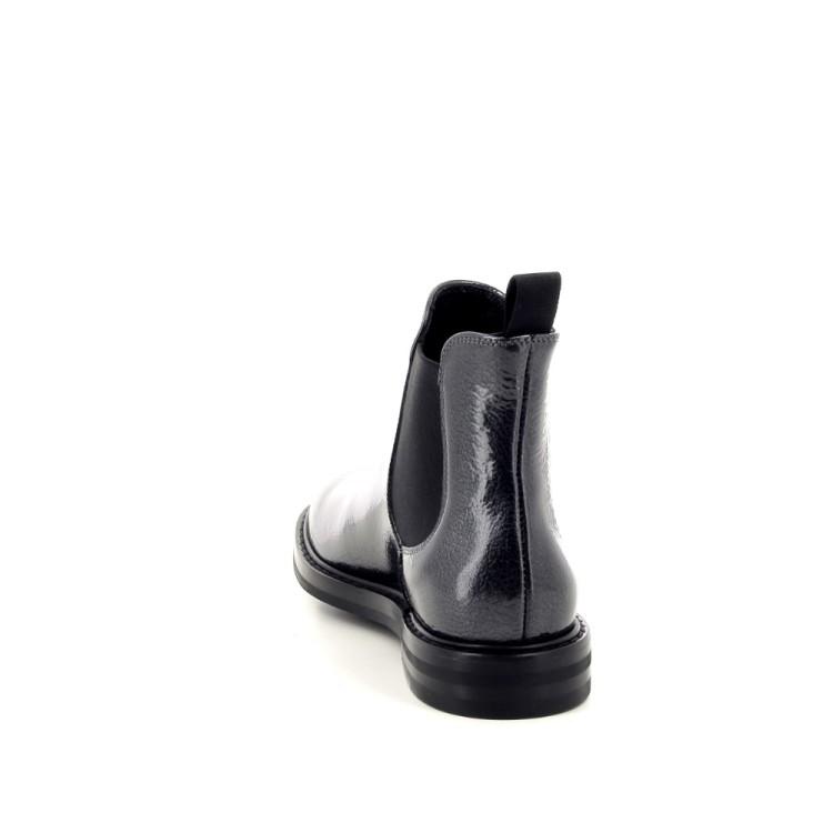 Agl damesschoenen boots grijs 188956
