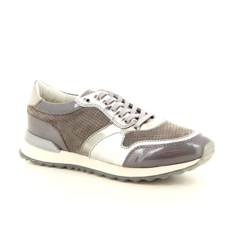 Agl damesschoenen sneaker grijs 98823