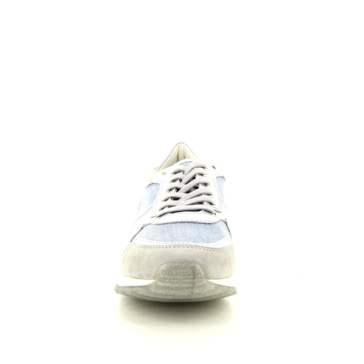 Agl damesschoenen sneaker jeansblauw 12261