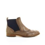Agl damesschoenen boots taupe 16832