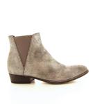 Agl damesschoenen boots taupe 18242