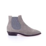 Agl damesschoenen boots taupe 199269