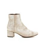 Agl damesschoenen boots zilver 18274