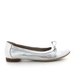 Agl damesschoenen ballerina zilver 181641