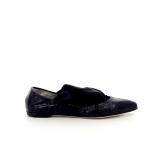 Agl damesschoenen ballerina zwart 181734