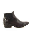 Agl damesschoenen boots zwart 18255