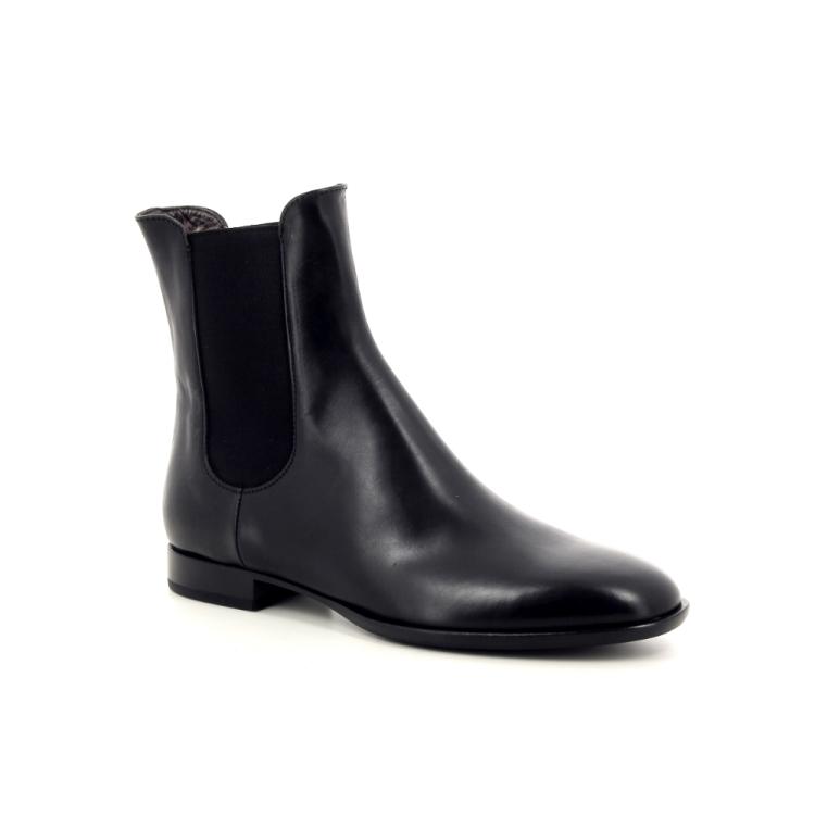 Agl damesschoenen boots zwart 187687
