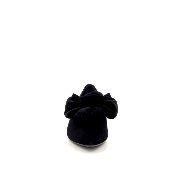 Agl damesschoenen mocassin zwart 188927