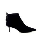 Agl damesschoenen boots zwart 199295