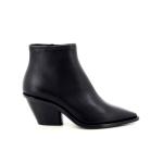 Agl damesschoenen boots zwart 191791