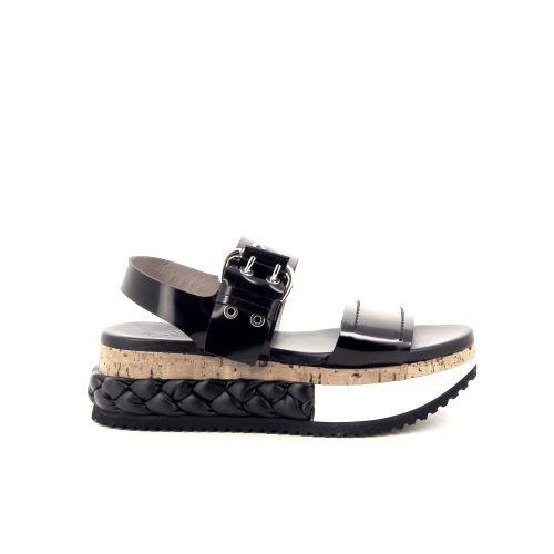 Agl koppelverkoop sandaal zwart 181705