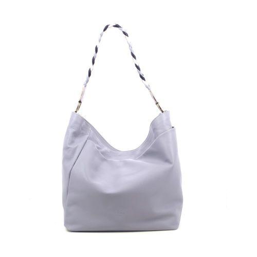 Agl tassen handtas lichtblauw 215246