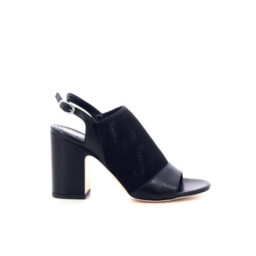 Agl  sandaal zwart 202942