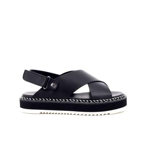 Agl  sandaal zwart 212007