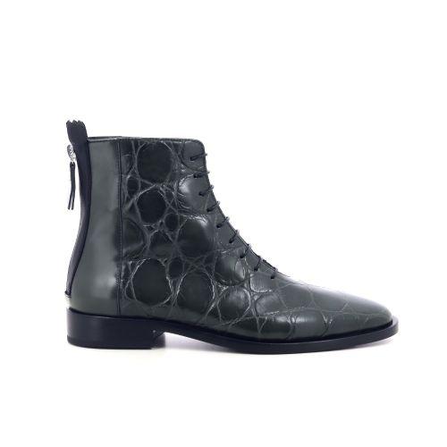Agl  boots zwart 216143