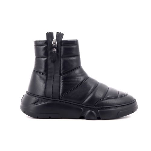 Agl  boots zwart 216878