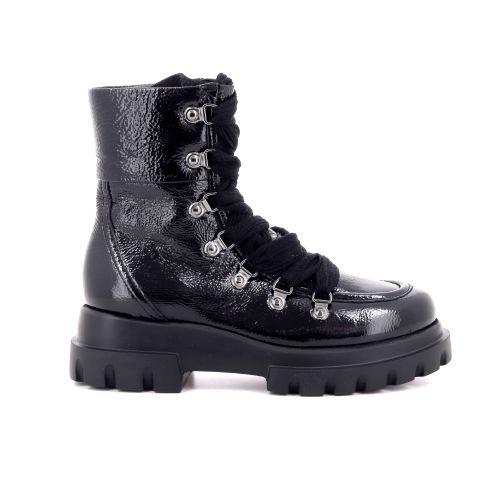 Agl  boots zwart 216879