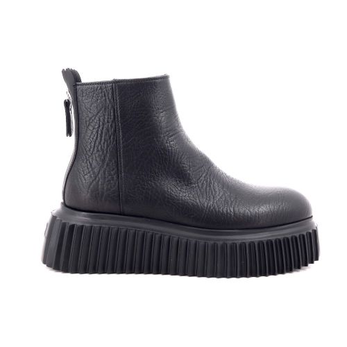 Agl  boots zwart 216884