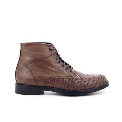 Ago nord herenschoenen boots l.cognac 210129