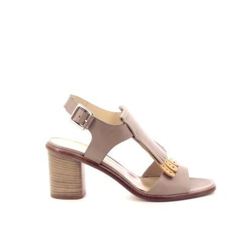 Akua damesschoenen sandaal donkerblauw 173134