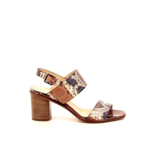 Akua damesschoenen sandaal naturel 172956