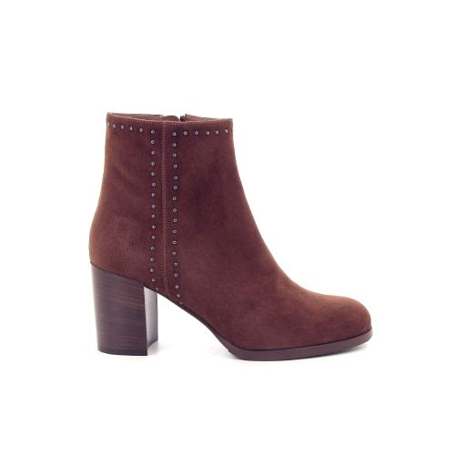 Akua damesschoenen boots roest 176693