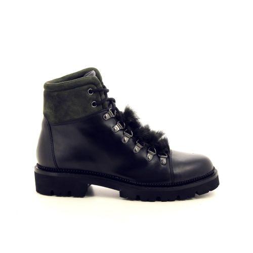 Akua damesschoenen boots zwart 187670