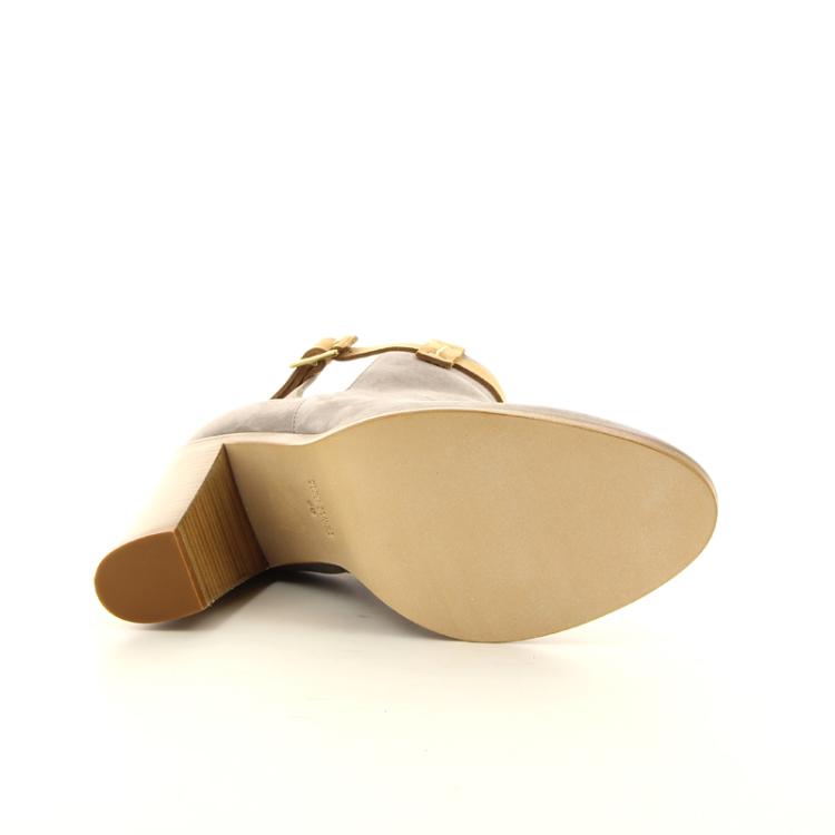 Akua damesschoenen boots l.taupe 11724
