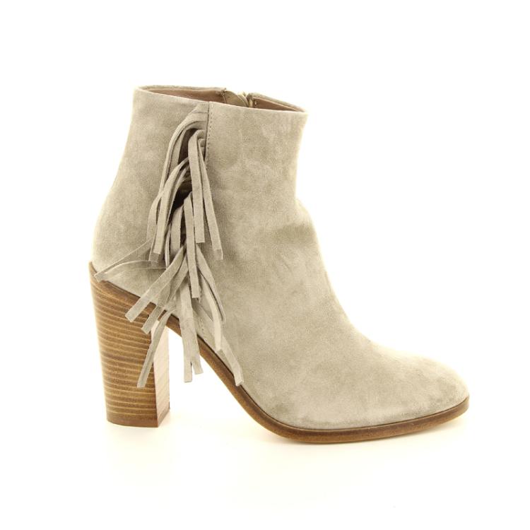 Akua damesschoenen boots l.taupe 11720