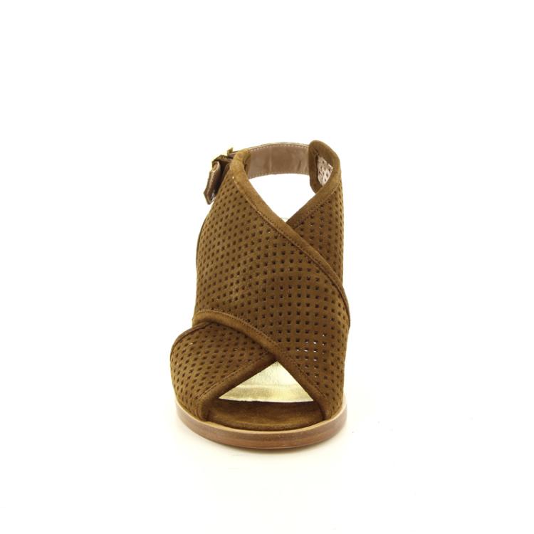 Akua damesschoenen sandaal naturel 11752