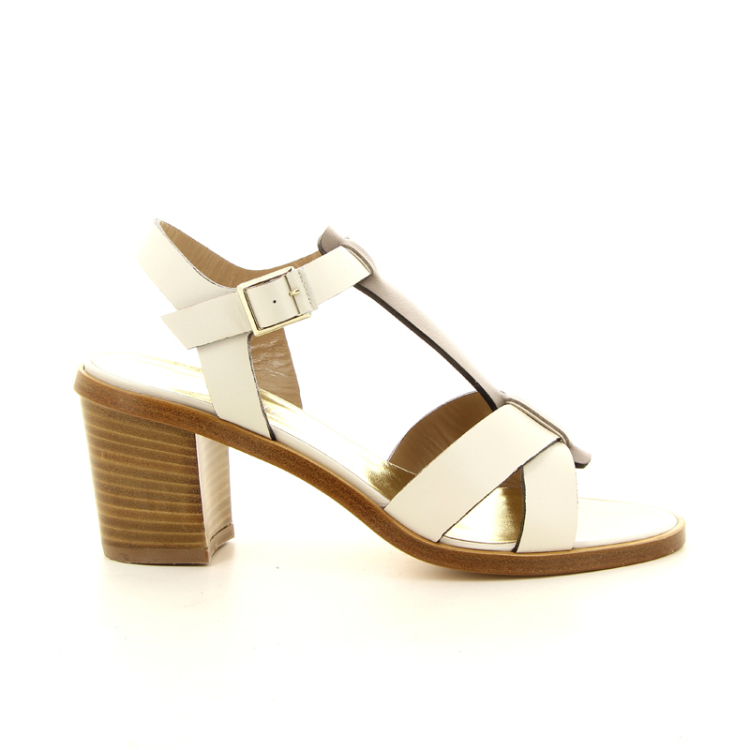 Akua damesschoenen sandaal wit 11742