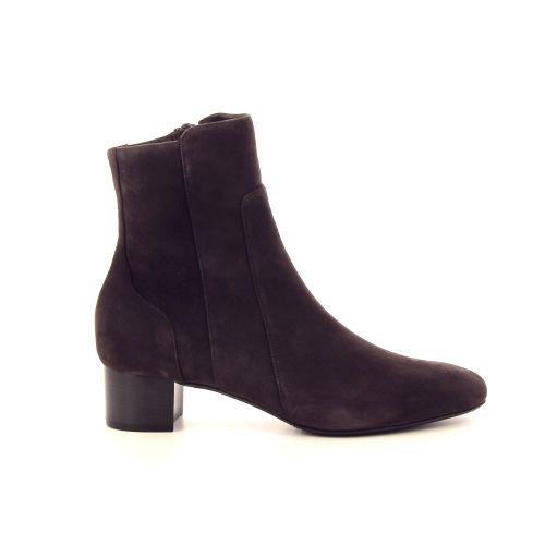 Alba teci  damesschoenen boots d.bruin 189567