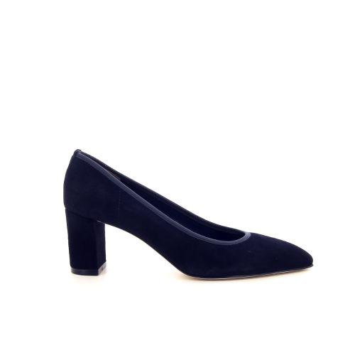 Alba teci  damesschoenen pump donkerblauw 195540