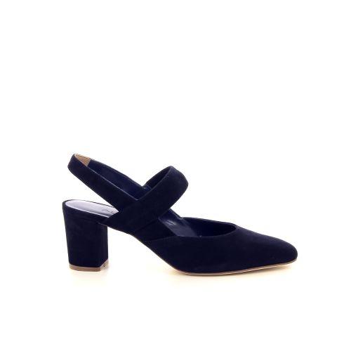 Alba teci  damesschoenen sandaal donkerblauw 195546
