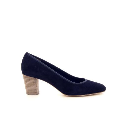 Alba teci  damesschoenen pump donkerblauw 184458