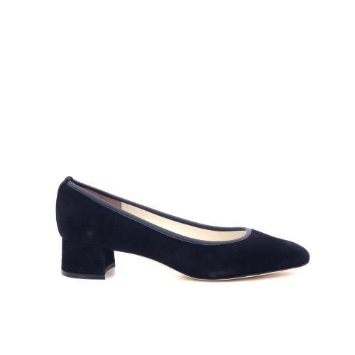 Alba teci  damesschoenen pump donkerblauw 206033