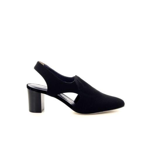 Alba teci  damesschoenen sandaal zwart 195548