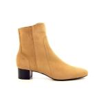 Alba teci  damesschoenen boots cognac 189567