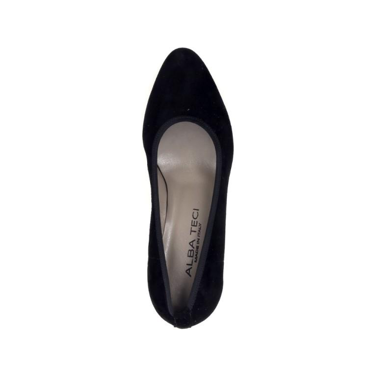 Alba teci  damesschoenen pump zwart 200185