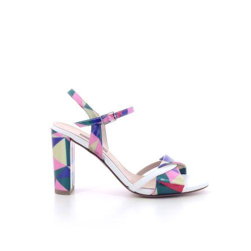Albano damesschoenen sandaal multi 205457