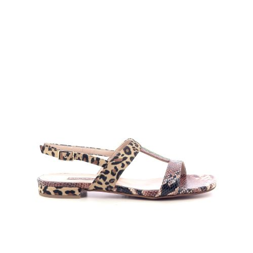 Albano damesschoenen sandaal naturel 214435