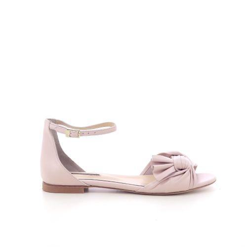 Albano damesschoenen sandaal poederrose 205449