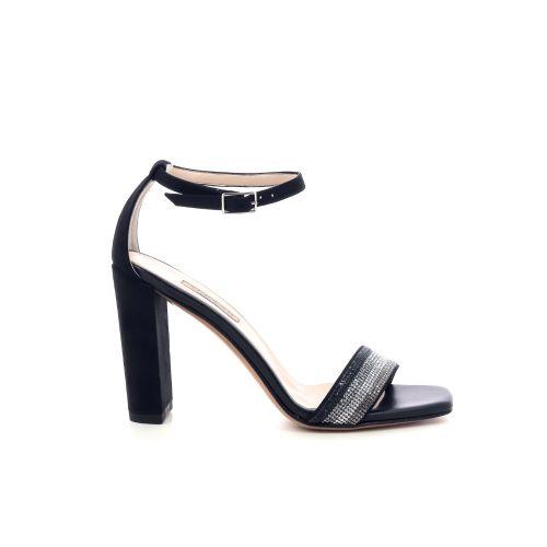 Albano damesschoenen sandaal zwart 205461