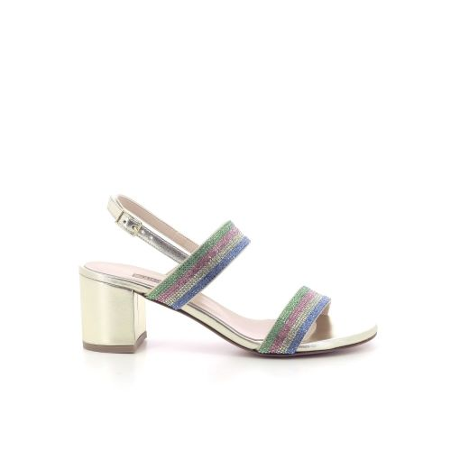 Albano solden sandaal multi 205451