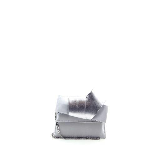 Albano tassen handtas zilver 205976