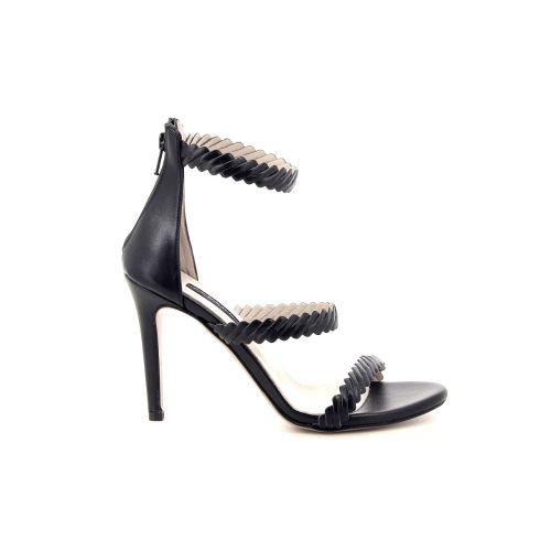 Albano  sandaal zwart 195030