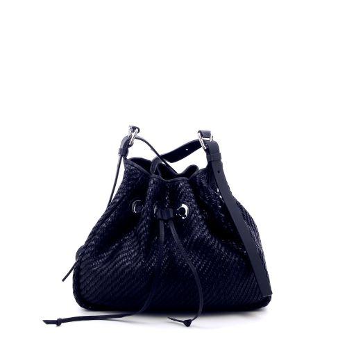 Allan k tassen handtas zwart 203187