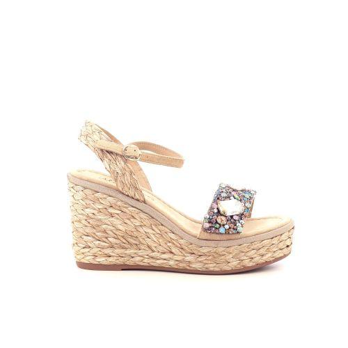 Alma en pena  sandaal beige 214740