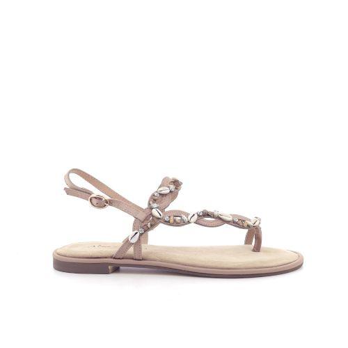 Alma en pena damesschoenen sandaal beige 204575